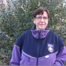 Teamleiterin Ulrike Langrock