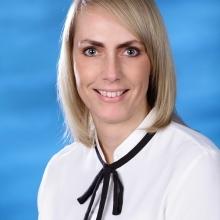 Teamleiterin Daniela Wäser