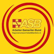 Logo des Trägers ASB RV Halle-Bitterfeld